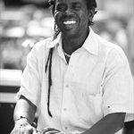 Yoro Mbaye an der Djembe